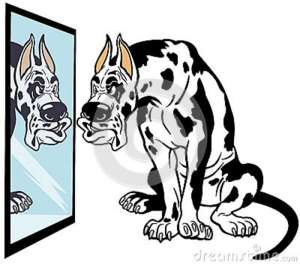perro-de-great-dane-de-la-historieta-30742528